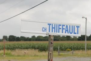 Chemin Thiffault, Batiscan