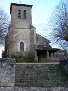 Gironde-sur-Dropt_Église