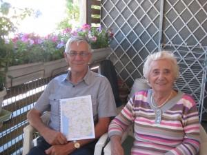 Yvon Thiffault et Micheline Arcivaud-Laborde