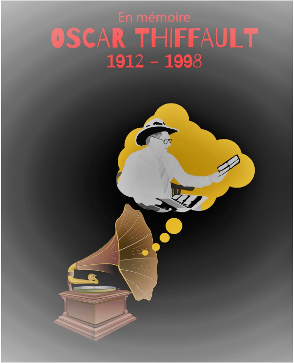 Livre Oscar Thiffault