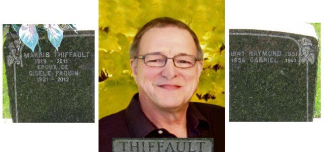 C'est avec tristesse que nous avons appris le décès de M. René-Paul Thiffeault,membre LTA # 281, époux de Monique Roberge, fils de feu Marius Thiffeault et de feu Gisèle Paquin, […]