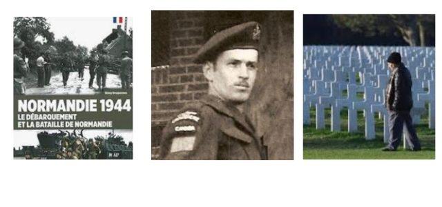 En 1940, Jules, notre adolescent de 17 ans, réussit, malgré son âge, à se faire accepter dans le Régiment des Voltigeurs de Québec pour traverser outre-mer en 1943. En Angleterre, […]